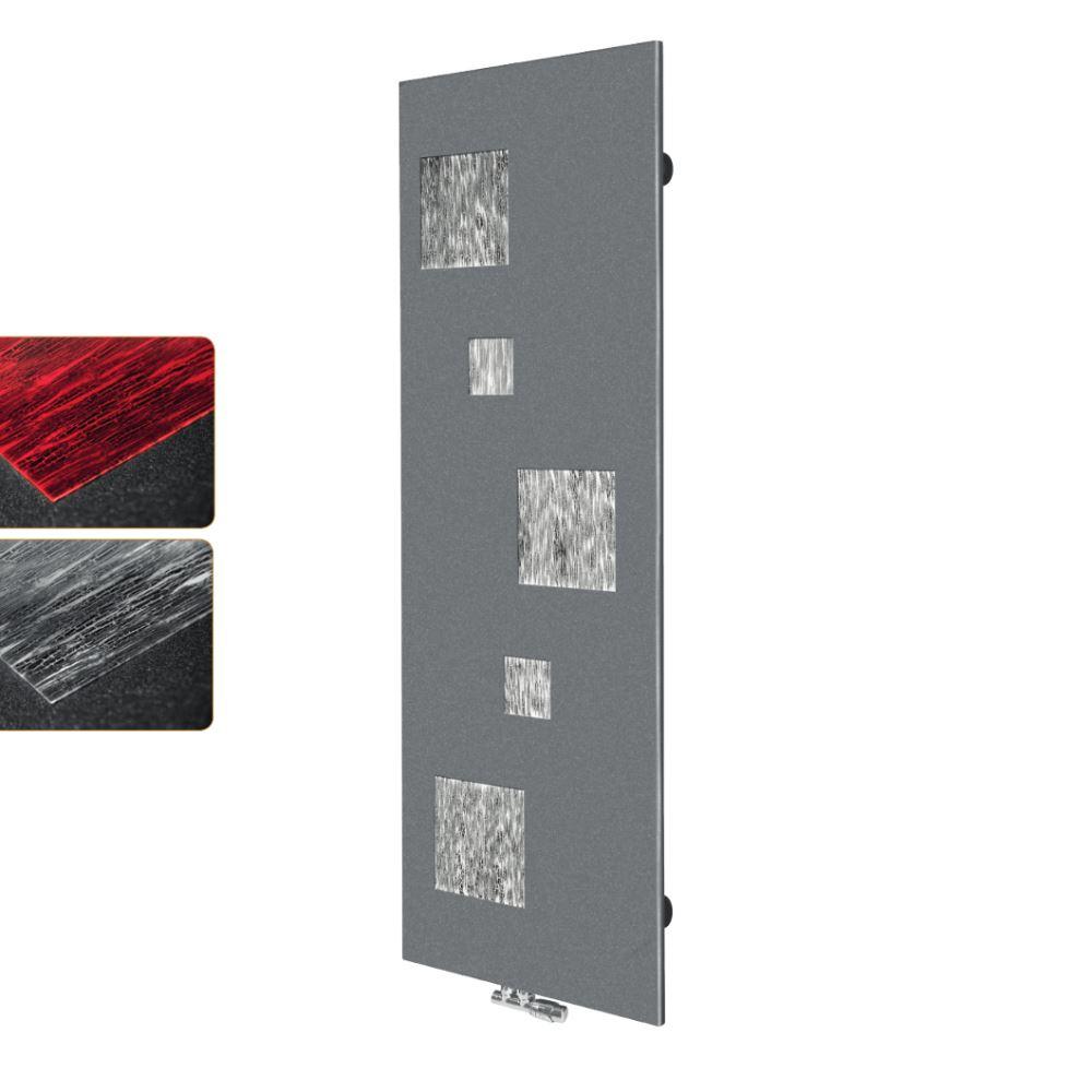 Grzejnik do łazienki Cedro 560x1600xD50mm